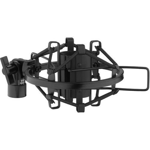 Auray SHM-SD1 Clamping Suspension Shockmount for Small Diaphragm /& Shotgun Mics