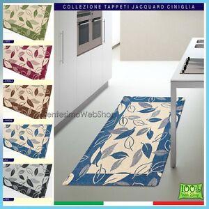 Tappeto Moderno 100x150 5 Colori Ciniglia Arredo Bagno Ufficio Sala