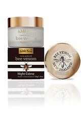 Wild Ferns New Zealand Bee Venom Night Creme with Active Manuka Honey 50gms