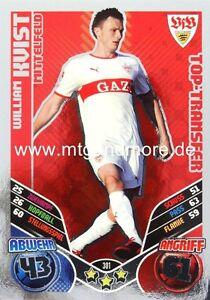 Match ATTAX 2011-2012 william Kvist #301 top-transfert-afficher le titre d`origine TM3ugl25-09093815-563821699