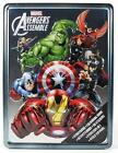 Marvel Avengers Assemble Happy Tin by Parragon Books Ltd (Mixed media product, 2015)