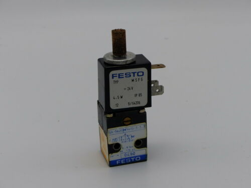 Festo MSFG Magnetventil Festo MFH//0-3-3.3 SA-5620 Magnetventil