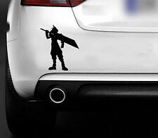 Final Fantasy XIII DISSIDIA Sticker CAR VAN 4X4 XBOX LAPTOP BUMPER,WINDOW