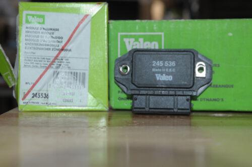 système d/'allumage VALEO 245536 citroen  xm  peugeot Appareil de commande