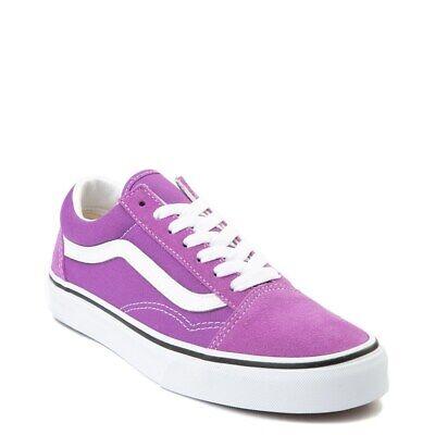Neuf Vans Old Skool Skate Chaussure Dewberry Violet Hommes | eBay