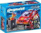 Playmobil City Life Véhicules de Pompiers 9235