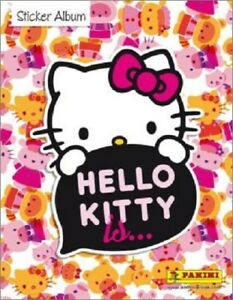 Album-images-PANINI-034-Hello-Kitty-is-034-Italie-2014-vide-et-neuf-034