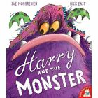 Harry and the Monster by Sue Mongredien (Paperback, 2014)