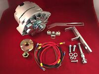 Alternator Conversion Kit For Massey Ferguson Mf Tractor To30 6 To 12 Volt