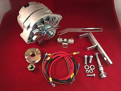 New Alternator Conversion Kit For Massey Ferguson MF Tractor TO30 6 To 12 Volt EBay