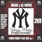Young Money Year 2K9, Vol. 1 by Drake (Rapper/Singer)/Lil Wayne (CD, Oct-2009, Carma Lab Records)