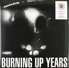 human instinct - burnin up years -    LP reissue