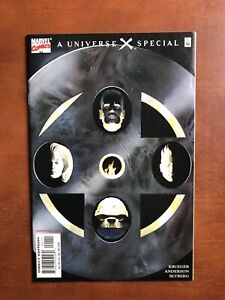 Universe-X-Special-2000-9-2-NM-Marvel-Key-Issue-Comic-Book-Fantastic-Four