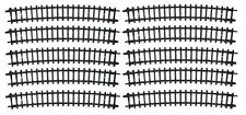 "Arnold R3-15 15.75"" Radius N Scale / Gauge Curve Track - 10 Pieces HN8010"