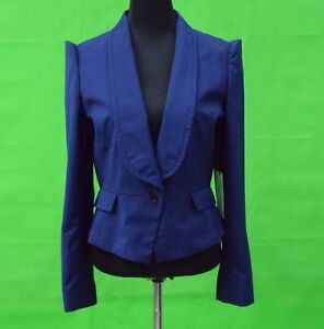 Jackets Wool Lila Size 8 Temperley Blazer London Uk Sample 7 Women's Efq4Yxwt