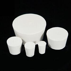 1pc 82*103mm White rubber plug, test tube plug, rubber plug, sealing plug