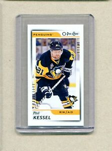 2017-18 OPC O-Pee-Chee Hockey Mini #M-4 Phil Kessel | eBay