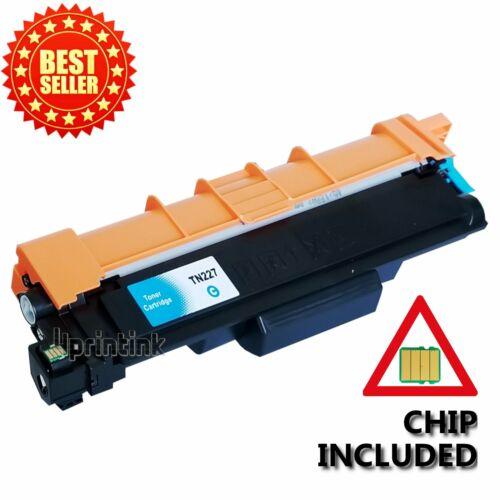 TN227 TN-227 Toner Cartridge for Brother TN223 HL-L3210CW HL-L3230CDW L3270CDW