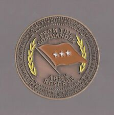 3 Star Army Reserve Commander Oath  Challenge Coins 1.5 Inch DIA