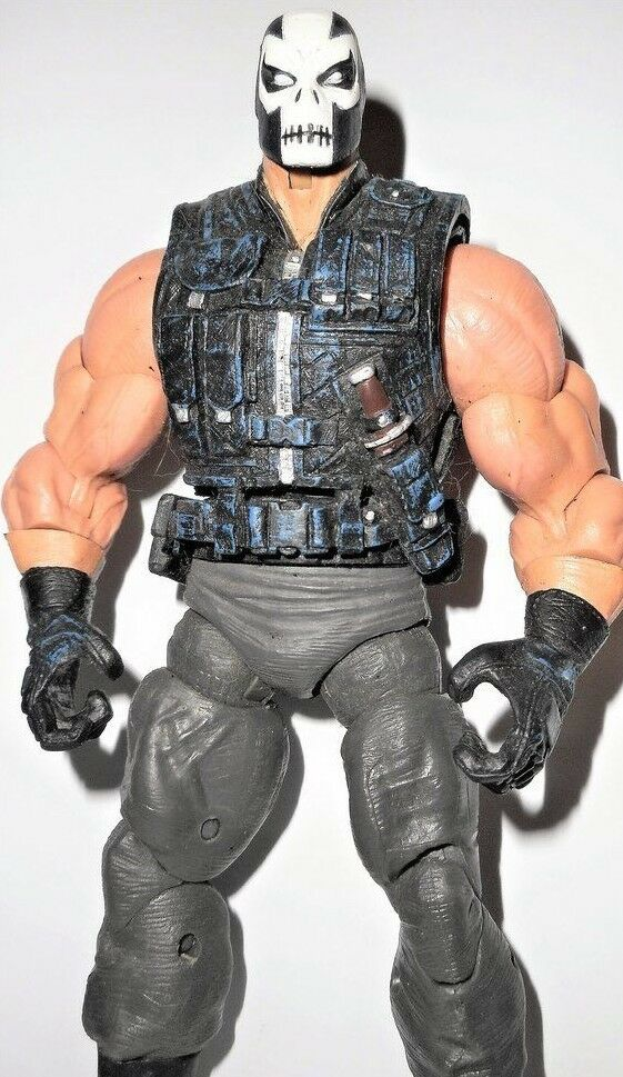 Marvel legends CROSSBONES target exclusive ARES  series wave 2008 hasbro cifras  fino al 65% di sconto