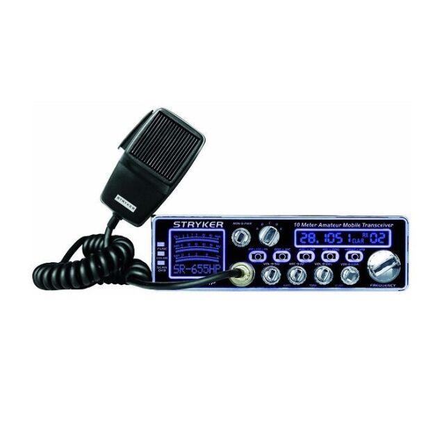Stryker Sr 655hpc 10 Meter Amateur Radio For Sale Online Ebay
