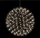 * Modern Minimalist Style Diameter 45CM Stainless Steel+LED Chandelier Lighting