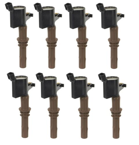 Set of 8 Spectra Premium Direct Ignition Coils for Ford F-150 Lincoln Mercury