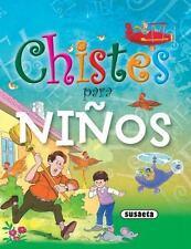 Chistes para nios El Duende de los Cuentos Spanish Edition