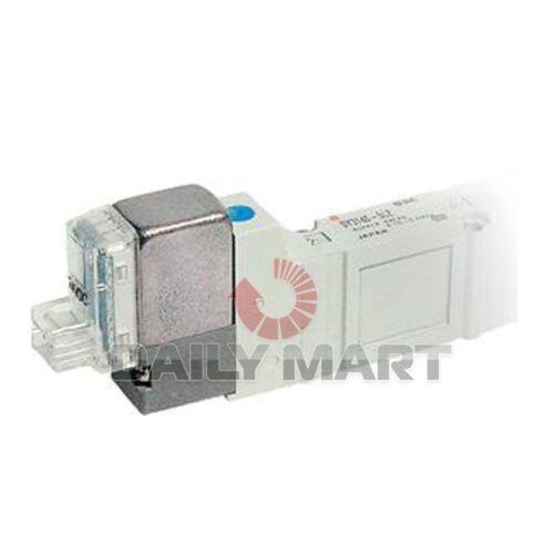 dc sgl sol SMC NEW SY5140-5LOZ PLC valve base mt