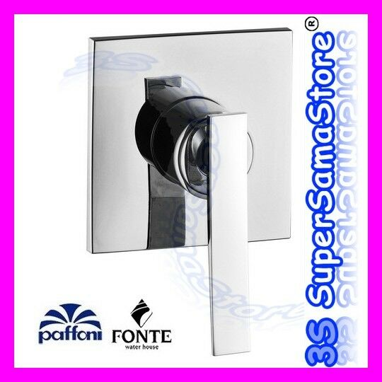 3S PAFFONI ELYS ELY010 CR NOUVEAU caché Mitigeur Douche Chrome Robinet made in italy