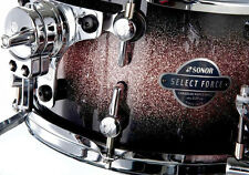 "NEW SONOR SELECT FORCE 10"" x 7"" TOM DRUM Brown Galaxy Sparkle (Stage/Bop/Jungle)"