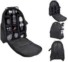 Camera Backpack for Canon EOS T6i T6s T6 T5i T5 T4i T3i T2i T1i SL1 70D 60D T3