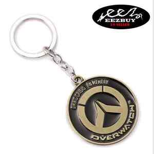 New-Game-Overwatch-Logo-Style-Alloy-Metal-Model-Keychain-Keyring-Bronze