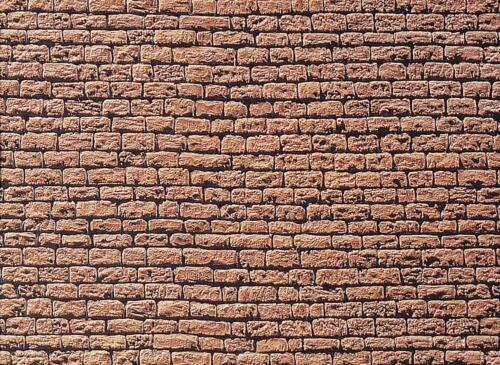 Faller 170620 h0 muro piastra Conchiglia calce