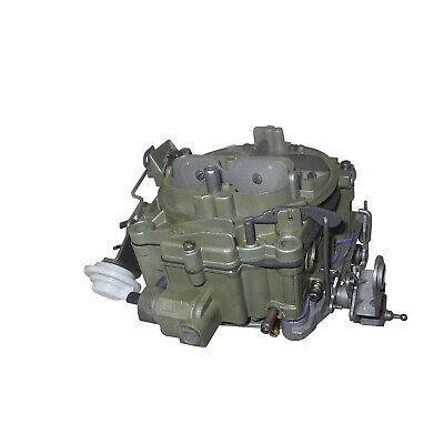1968-69 327 350 396 427 Carburetor Electric Choke Conversion Rochester Quadrajet