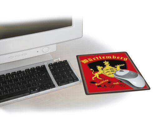 Mousepad Eyecatcher für den Schreibtisch  Wuerttemberg 22682
