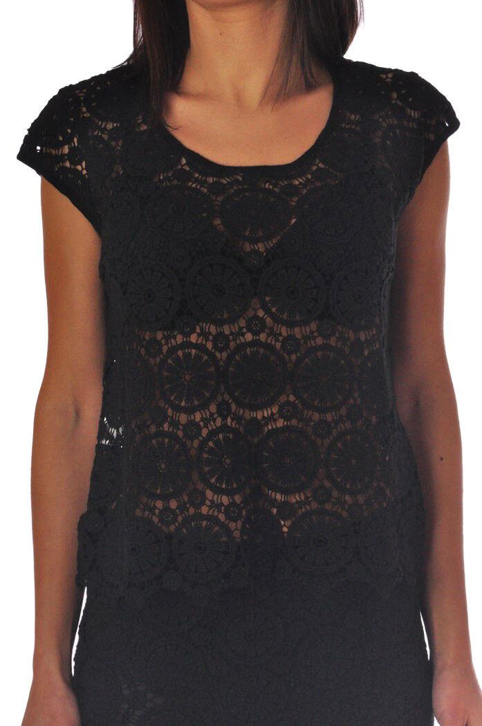 Mercì - Topwear-T-shirts - woman - schwarz - 823218C184519