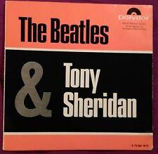 "BEATLES w/ Tony Sheridan ""MY BONNIE"" EP '63 PS ORIG. GERMAN BOOK CLUB"
