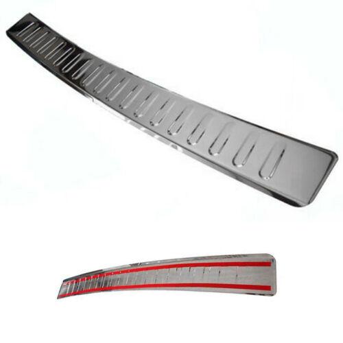 Qualité seuil en acier inoxydable protection convient pour mercedes s211 T-Modèle