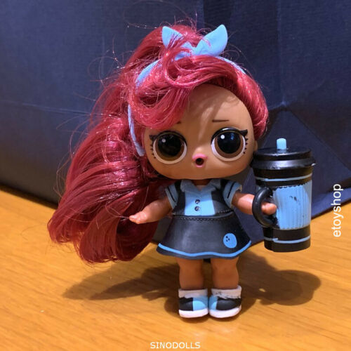 Real LOL Surprise Dolls Hairgoals Makeover Series 5 WAVE 2 PINS Rare Toys Gift