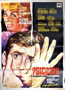 PSICOSIS-dvd-Castellano-Ingles-Italiano