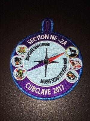 Owaneco Lodge 313 Section NE-2A 2016 Conclave Participant Patch With Loop