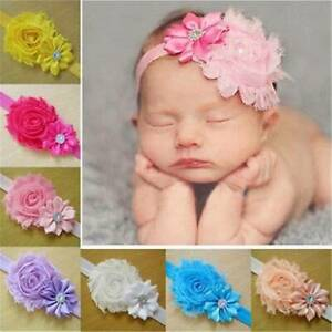 10Pcs-Cute-Baby-Headband-Flower-Bows-Girl-Newborn-Elastic-Baby-Hair-Band-Turban