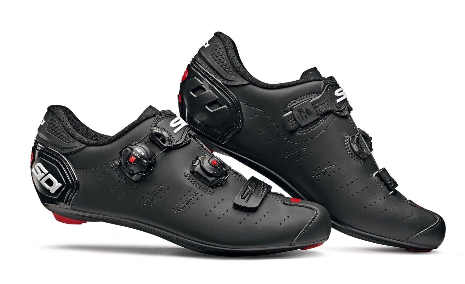 Schuhe SIDI ERGO 5 MATT NERO Größe 41