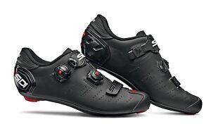 Ergo 5 Sidi Chaussures Size 46 Mat Noir Sxfw1wq