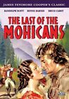 Last of The Mohicans 759731413626 With Randolph Scott DVD Region 1