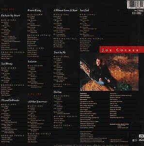 LP, Joe Cocker, Unchain My Heart