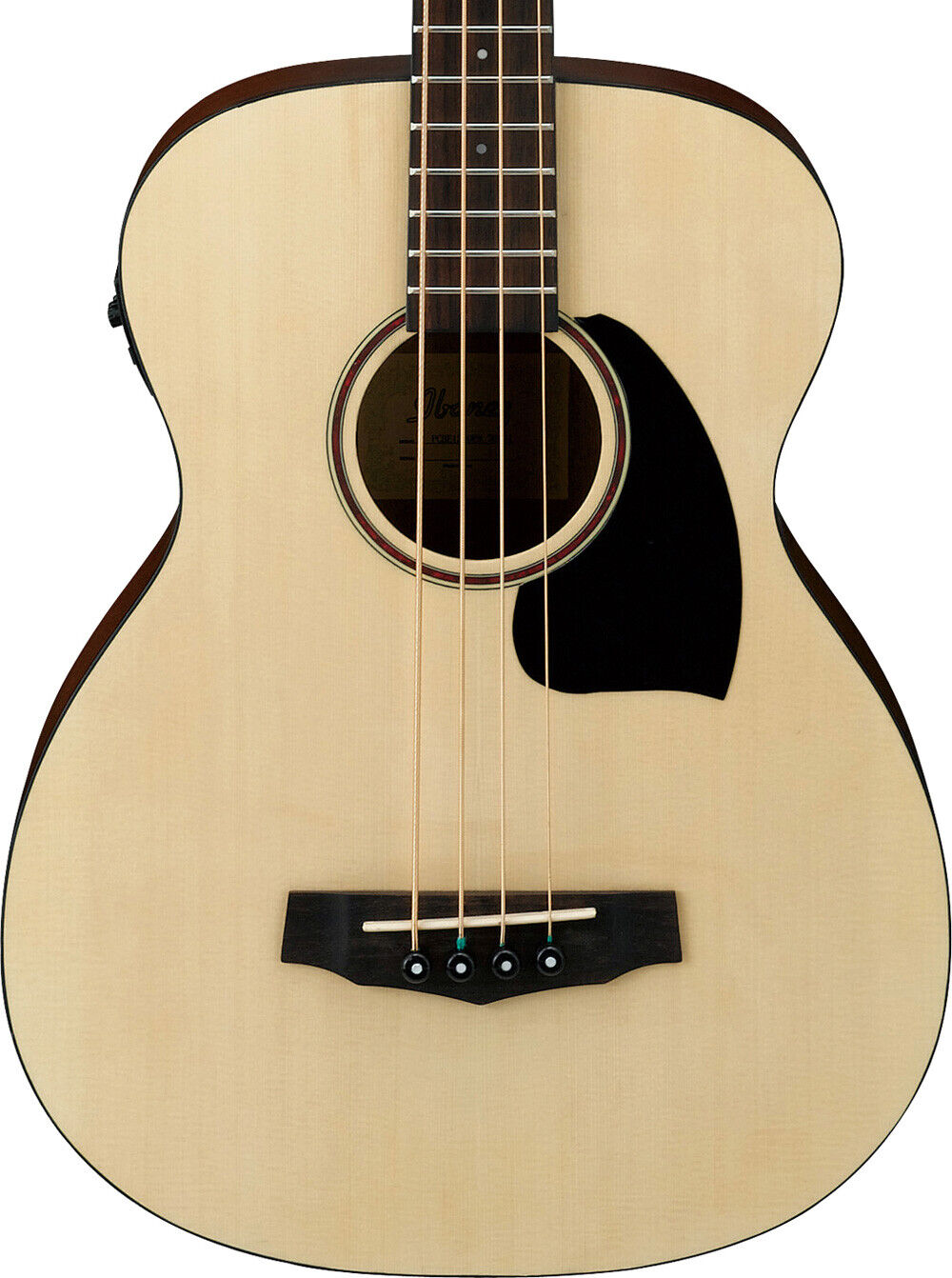 Musical Instruments & Gear B Stock Acoustic Electric Guitars Ibanez Pcbe12-opn Acoustic Bass Guitar With Pick-up