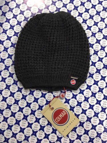 4810 Cappello Berretto Lana Colmar Donna Vari Colori Ciondolo Logo Boku