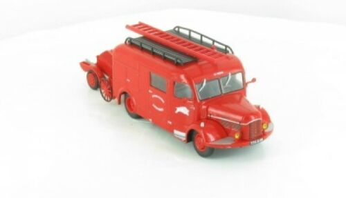 1//43 Ixo Laffly Motopompe Pompiers Feuerwehr 89
